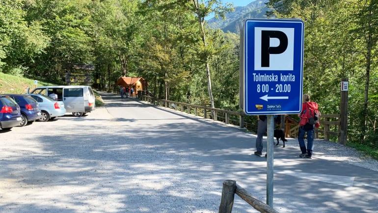 Parkeren in Slovenië
