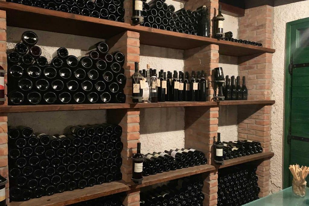 Wijnhotel Brda Slovenië