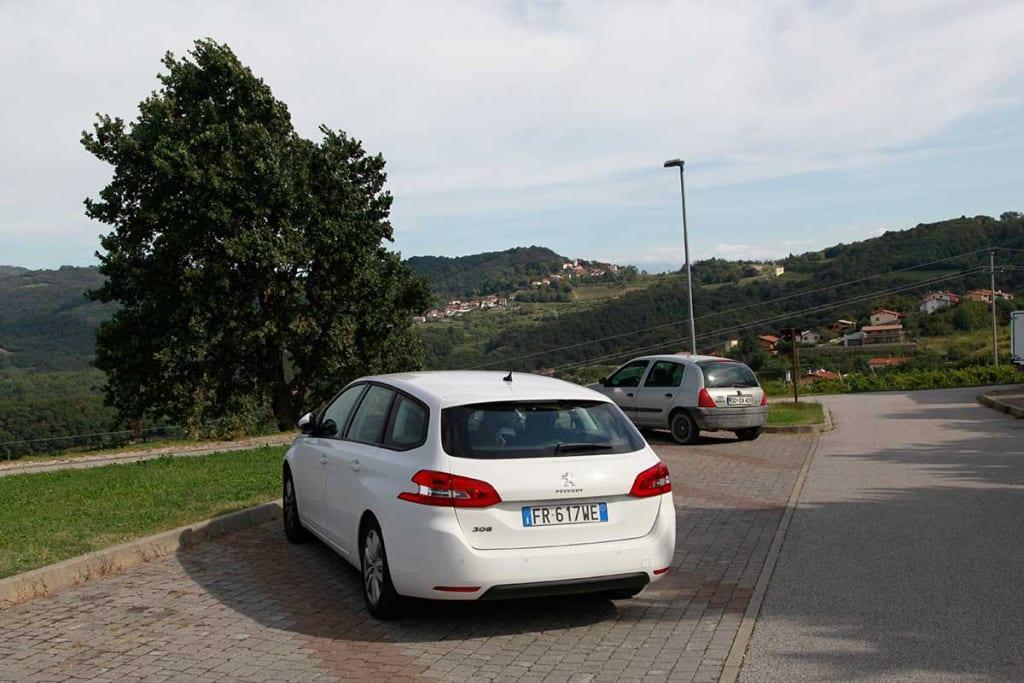 Gratis parkeren in Slovenië