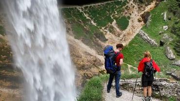 Mooiste watervallen in Slovenië