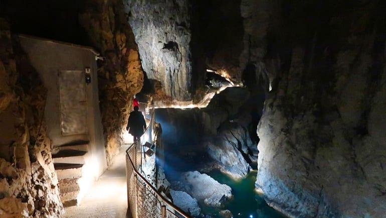 Grotten van Škocjan