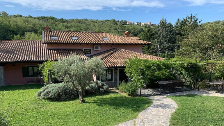 Wijnhotel in Slovenië