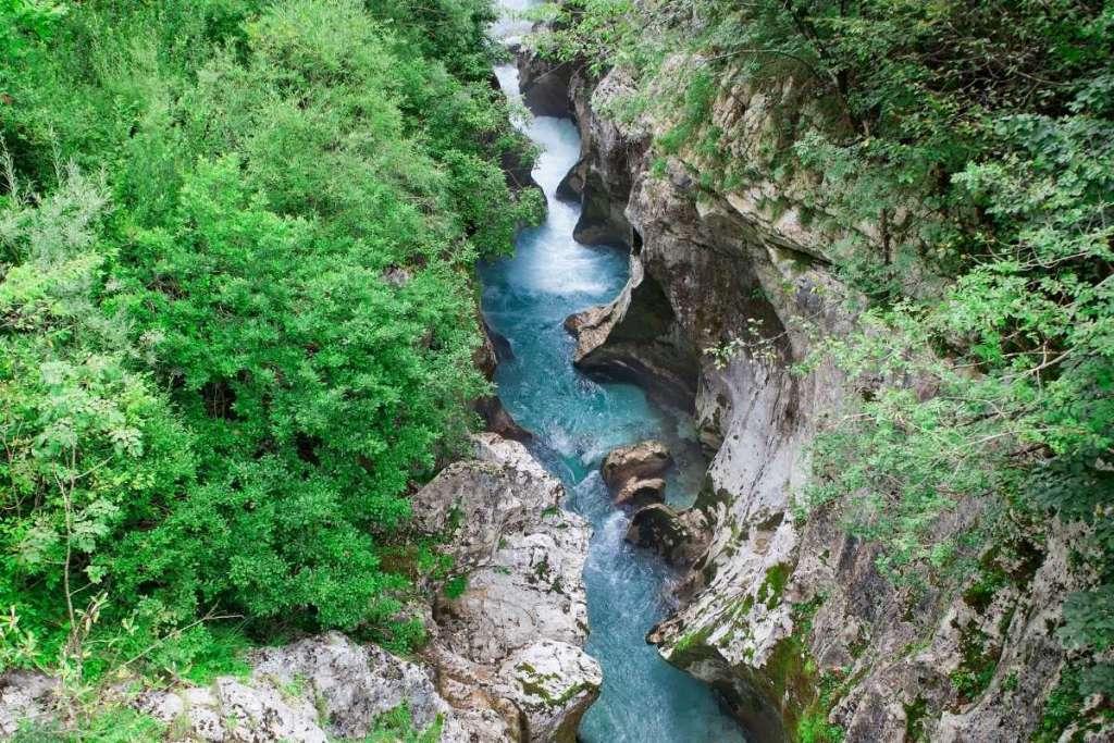 Great Soča Gorge
