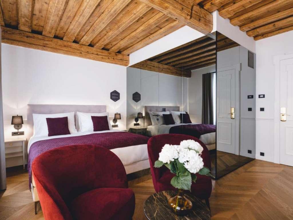 Hotel Heritage Ljubljana Slovenie