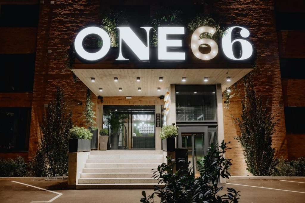 One66 Hotel Ljubljana