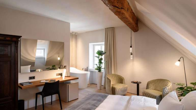 Overnachten in Ljubljana beste hotel