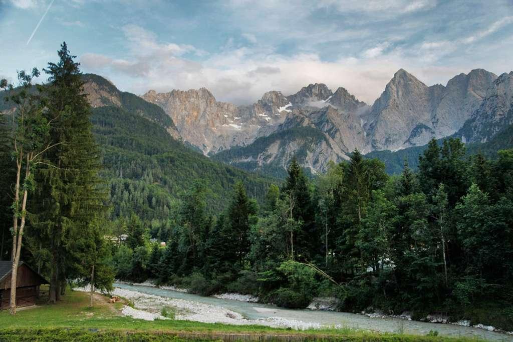 Julian Alps Triglav National Park