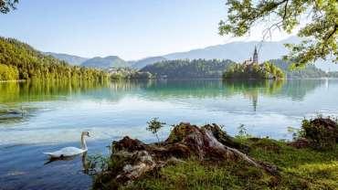 Meren in Slovenië