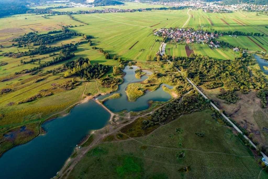 Natuurlijke meren in Slovenië